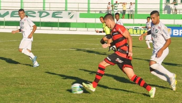 Murici x Campinense (Foto: Jailson Colácio/Ascom Murici)