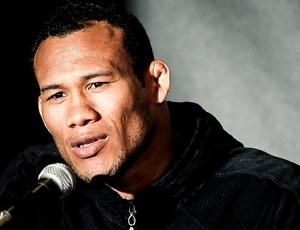 lutador Ronaldo Jacaré Souza (Foto: Reprodução / Twitter)