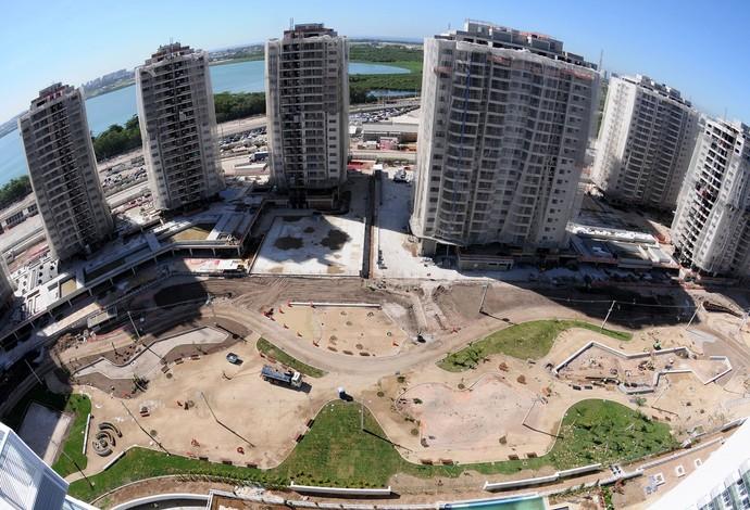 Vila dos Atletas  (Foto: André Durão)