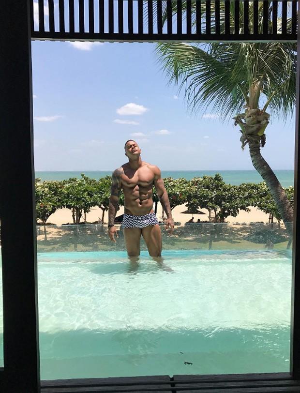 Léo Santana (Foto: Reprodução/Instagram)