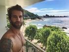 Top Andre Hamann, ex-affair de Selena Gomez, fala sobre Thaila Ayala