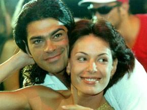 Nando e Milena (Foto: Por Amor/TV Globo)