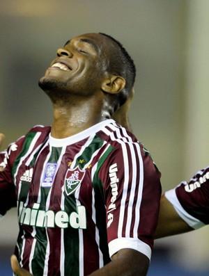 Digão e Gum, Fluminense x Criciuma (Foto: Carlos Moraes/Agência Estado)