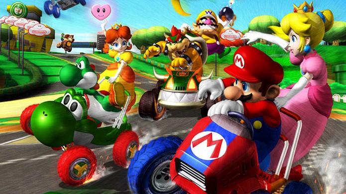 Mario Kart é até hoje uma das franquias de maior sucesso da Nintendo (Foto: Gamespresso)