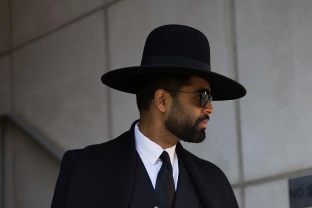 Judeu ortodoxo descolado? A barba virou sinal de tradição e modernidade (Foto: Imaxtree)