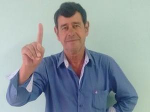 Prefeito eleito, Luiz Humberto (PSDB) venceu disputa por um voto (Foto: Arquivo Pessoal/ Alexandre Berto)