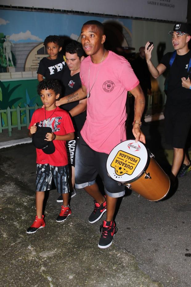 Robinho (Foto: Thiago Duran/AgNews)