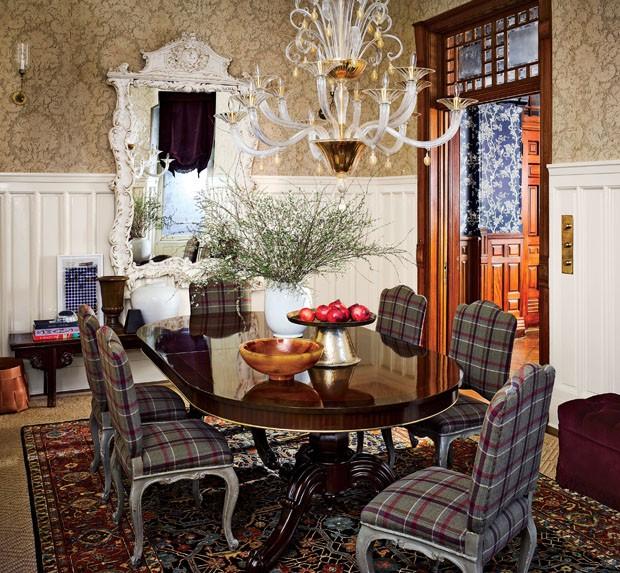 Conheça o novo apartamento de Jessica Chastain em NY (Foto: Reprodução)