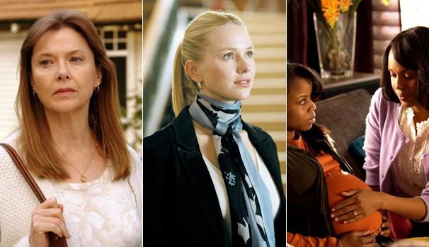 A vida de três difrentes mulheres se cruza em 'Destinos Interligados' (2009) (Foto: Divulgação/Reprodução)