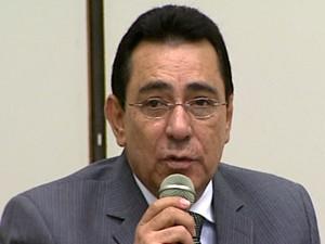 Ex-vereador de Ribeirão Preto Oliveira Junior. (Foto: Reprodução/EPTV)