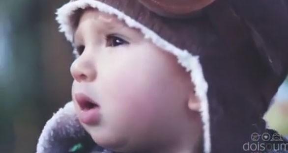 O pequeno Benjamin (Foto: Reprodução/ Instagram)