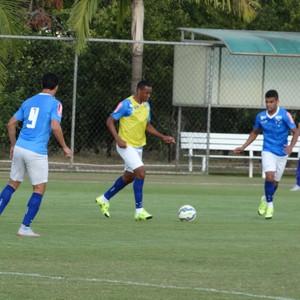 treino Cruzeiro (Foto: Marco Astoni)