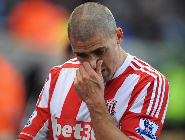 walters chelsea x stoke city (Foto: Getty Images)