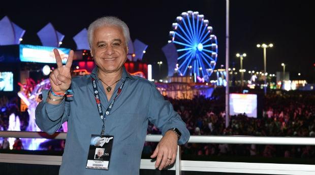 Roberto Medina, do Rock in Rio (Foto: Ivan Farias/ Editora Globo)