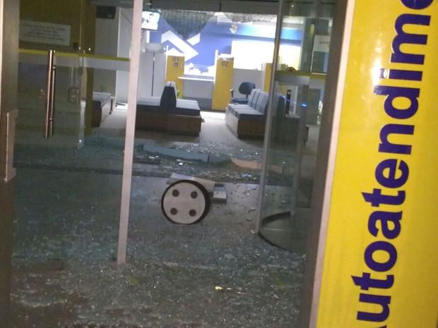 Grupo invade cidade no Maranhão, explode banco e atira em ruas (Foto: Divulgação)
