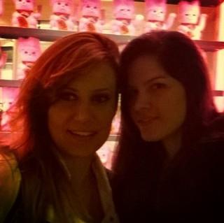 Angélica Morango e Rabita (Foto: Instagram / Reprodução)