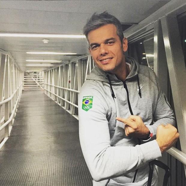 Otaviano Costa (Foto: Instagram / Reprodução)