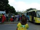 Petroleiros de Sergipe protestam contra gastos excessivos da Copa