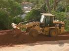 Cratera em Brotas deve ser reparada até a próxima semana, diz Prefeitura