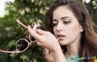 Detalhe para a maquiagem da Anna Rita (Foto: Malhação / TV Globo)