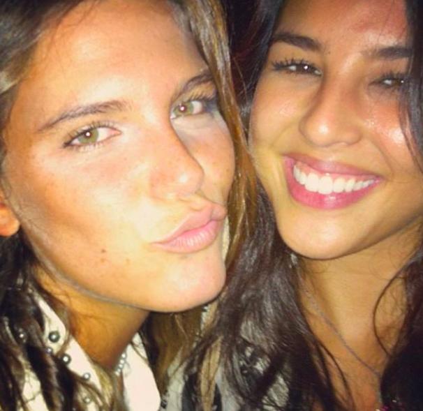 Mariana Goldfarb e Yanna Lavigne (Foto: reprodução/Instagram)