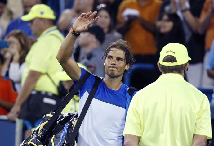 Rafael Nadal Feliciano Lopez Cincinnati (Foto: AP)