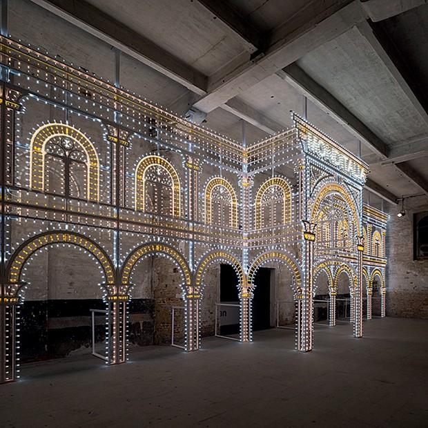 Bienal de Arquitetura Veneza de 2014 tem curadoria de Rem Koolhaas (Foto: Gilbert McCarragher / Divulgação)