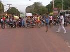 Moradores bloqueiam rodovia Curuá-una para cobrar segurança