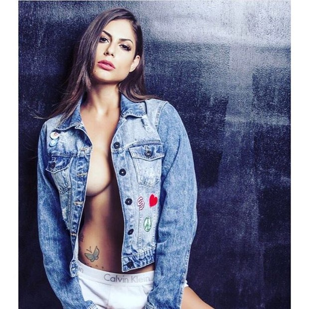 Mari Gonzalez sensual em foto (Foto: Reprodução/Instagram)