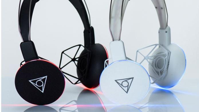 Fone de ouvido Vie Shair tem hastes 3D para maior conforto (Foto: Divulgação/Kickstarter)