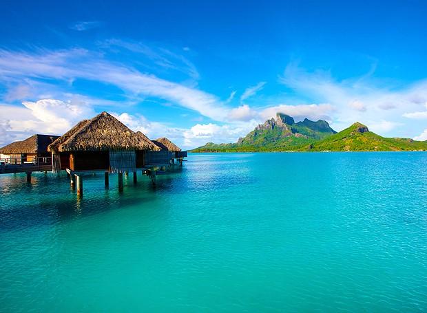 Bora Bora, Polinésia Francesa (Foto: Divulgação/TripAdvisor)