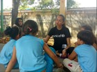 Crianças opinam na criação de plano para melhoria da infância no Amapá
