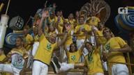 Atletas olímpicos recordam samba que embalou Olimpíadas de 1992