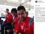Nas redes sociais, jogadores do  CRB compartilham dia a dia no clube