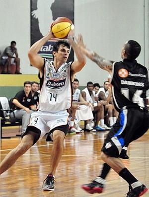 Bauru LSB NBB Liga Sorocabana festa Fischer Dawkins (Foto: Divulgação/LNB)