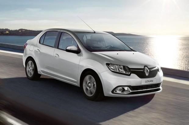 Renault Logan (Foto: Divulgação)