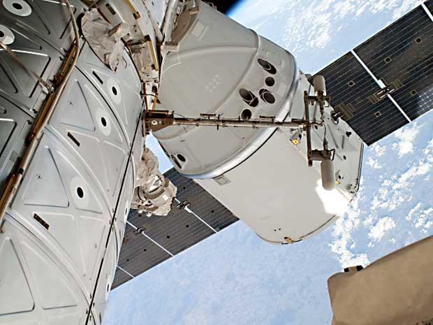 Estação Espacial Internacional  (Foto: Nasa/Divulgação)