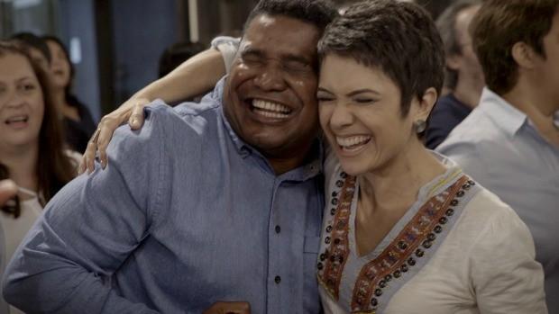 Fim de Ano: campanha traz histórias de solidariedade (Divulgação/ Globo)