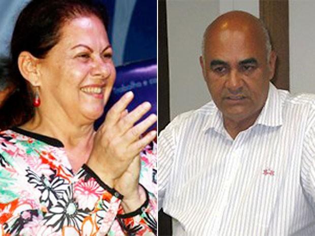 Sheila Gama e Nelson Bornier disputam a Prefeitura de Nova Iguaçu