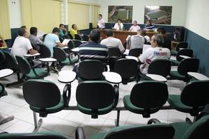 Reunião ffac (Foto: João Paulo Maia)