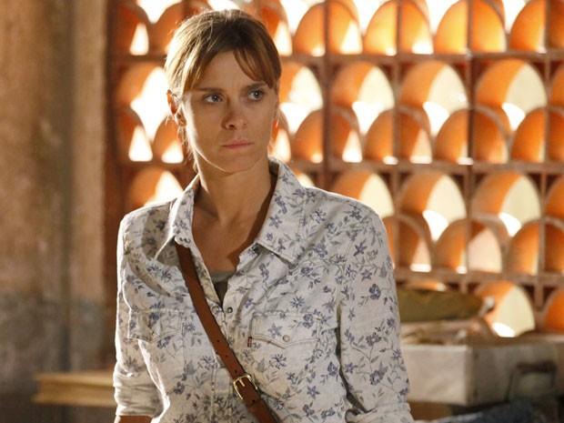 Jéssica não pensa como Rosângela (Foto: Salve Jorge/TV Globo)