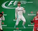 Rosberg, Hamilton e a quebra do serviço