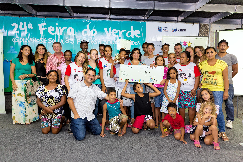 Prêmio Atitude Sustentável 2013 (Foto: Divulgação)