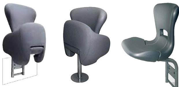 Cadeiras Maracanã (Foto: Reprodução)