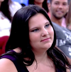 Vanessa lembra repercussão de concurso de beleza (Reprodução/ TV Globo)