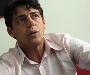 Alexandre Alexandre Pandóssio ex-goleiro Criciúma (Foto: João Lucas Cardoso)