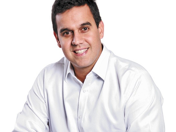 Rafael Diniz candidato à Prefeitura de Campos (Foto: Divulgação)