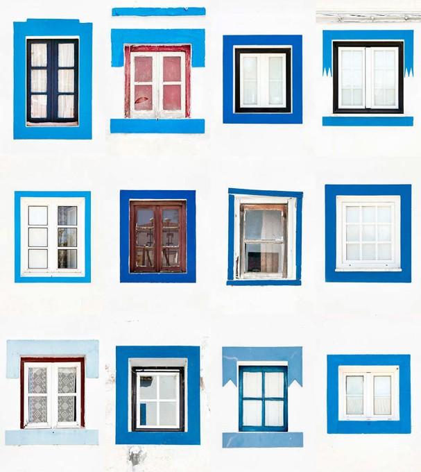"""pProjeto """"Windows of the World do fotógrafo português André Gonçalves  (Foto: Instagram/Reprodução)"""
