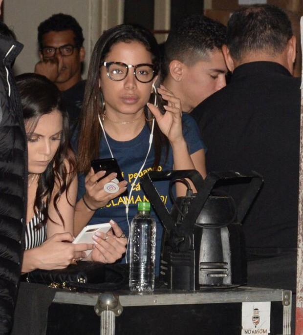 Anitta  (Foto: Vinicius Marinho/Brazil News)