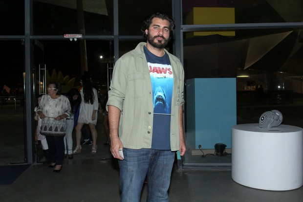 Thiago Lacerda (Foto: Alex Palarea/AgNews)